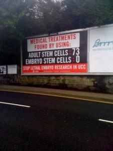 Ireland stem cells