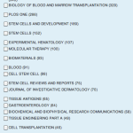Top Stem Cell Journals list for 2013: some surprises