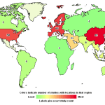 Mapping global trends in MSC & stem cell clinical trials: unexpected findings