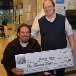 Stem Cell Person of the Year 2012: Roman Reed
