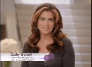Kathy Ireland stem cells