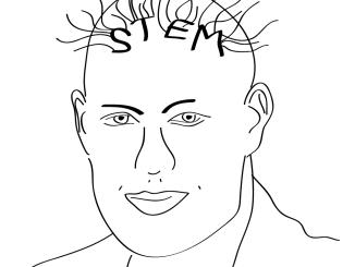 Bald stem