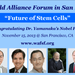 Winners of FLASH contest: Johnathon Anderson & Sai Vemula Going to World Alliance Stem Cell Forum