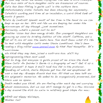 Stem Cell Family Christmas Letter