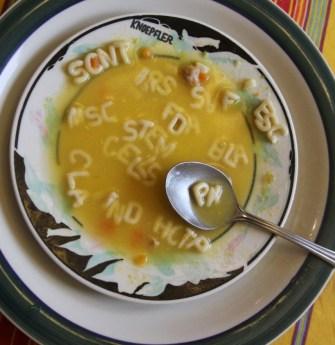 alphabet soup stem cell acronyms