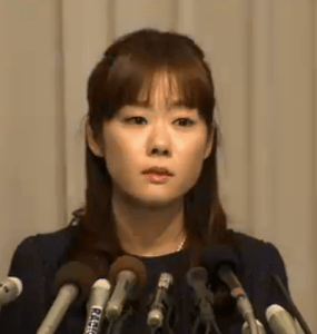 Obokata press conference on STAP cells.