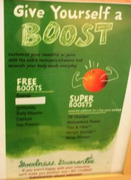Stem Cell Boosts