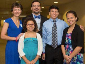 Ted Harada Family