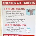 Ebola prevention hits home