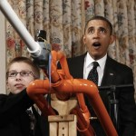Obama Report Card on Science: Take Poll