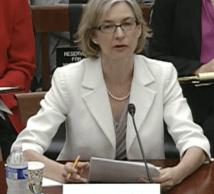 Jennifer Doudna testified before Congress on CRISPR.