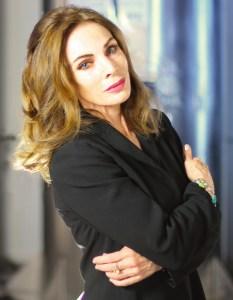 Transhumanism leader Natasha Vita-More - 2015