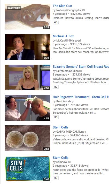 stem-cell-videos