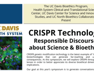 CRISPR meeting UC Davis
