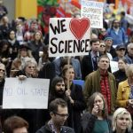 Scientists battle Trump agenda on multiple fronts