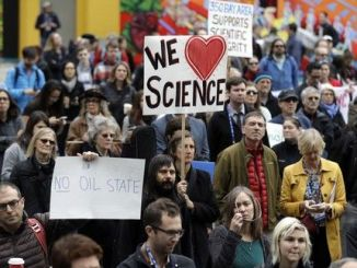 scientists against trump