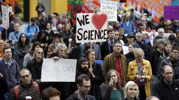 scientists against trump
