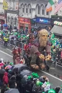 St. Patrick's Day Parade Ireland