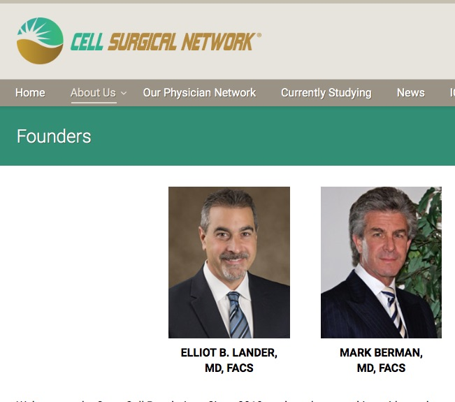 Cell-Surgical-Network-Founders