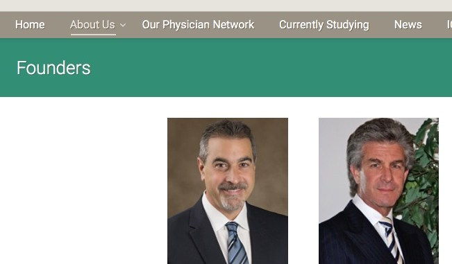 Cell Surgical Network Founders, California Stem Cell