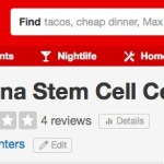 Customers rate Nervana stem cell clinic harshly on Yelp