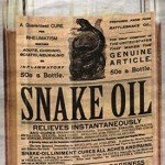 "What should we call ""stem cell clinics"" & is ""snake oil"" too harsh for some?"