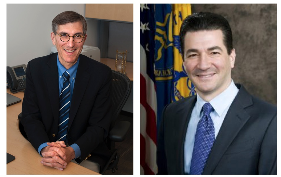 Peter-Marks-Scott-Gottlieb-FDA