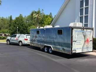 stem cell clinic on wheels