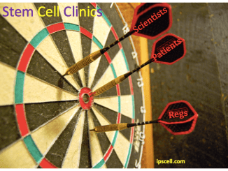 stem cell clinic dart board