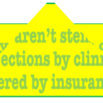 Does insurance cover stem cell injections at clinics?