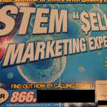 Stem $ell$: clinic marketeers dangle big bucks to docs