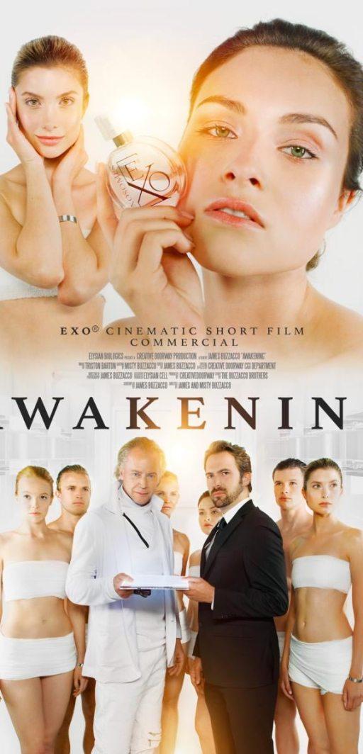 awakening exosomes film ad