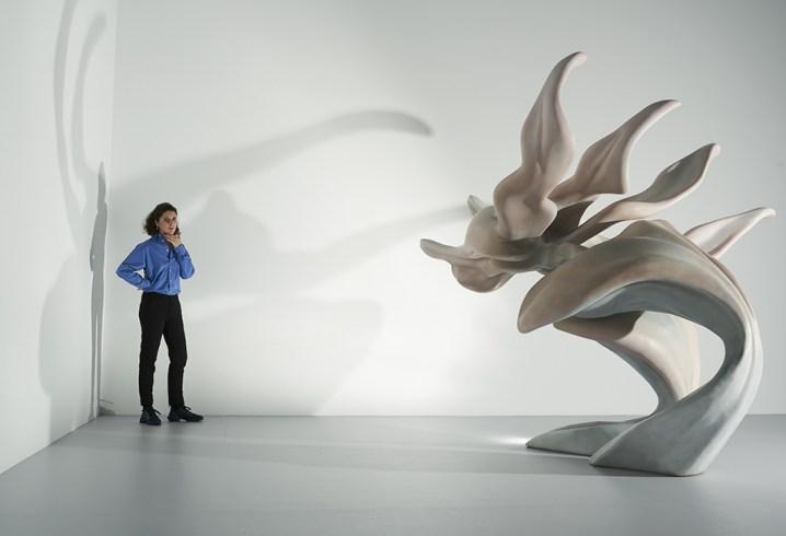 Marguerite Humeau science art