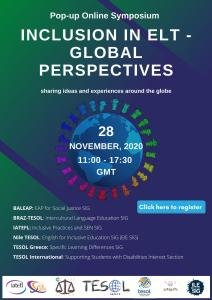 advert for Global Perspectives event