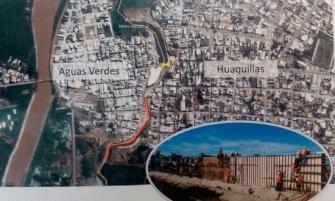 Ecuador-Peru - Construction