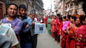 Nepal - Millions