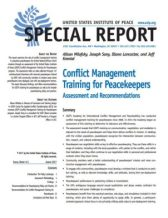 USIP Peacemaker