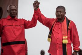 Angola new president