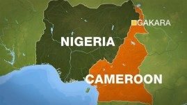 Cameroon - Eight kidnapped