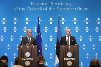 Estonia-Russian Federation - Tensions
