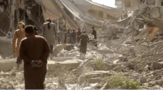 Syria - Battle for Raqqa