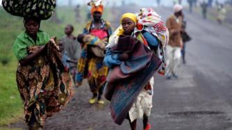 DRC Violence Zambia