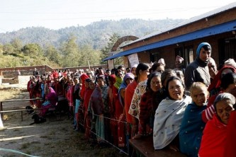Nepal - EU to monitor