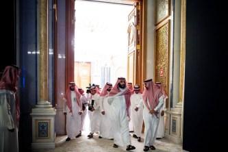 Saudi Arabia - Dozens of royals - Copy