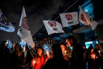 COLOMBIA Former FARC leader arrested