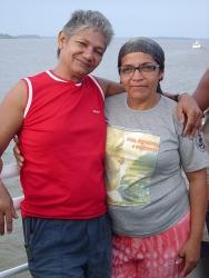 José Cláudio Ribeiro da Silva and Maria do Espírito Santo, murdered Tuesday May 24 in Pará.  / Credit:CNS Bélem