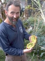 Paul Maschka, grower extraordinaire