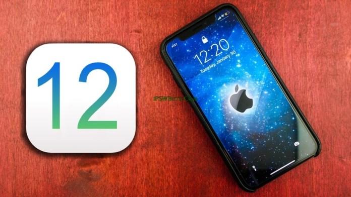 iOS 12 beta 2 ipsw