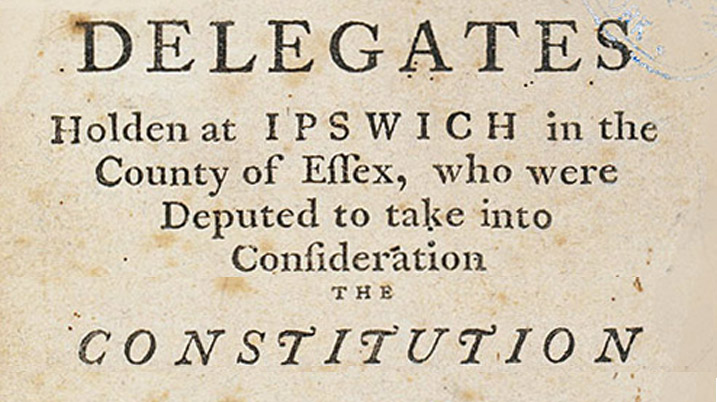 The Ipswich Convention and the Essex Result