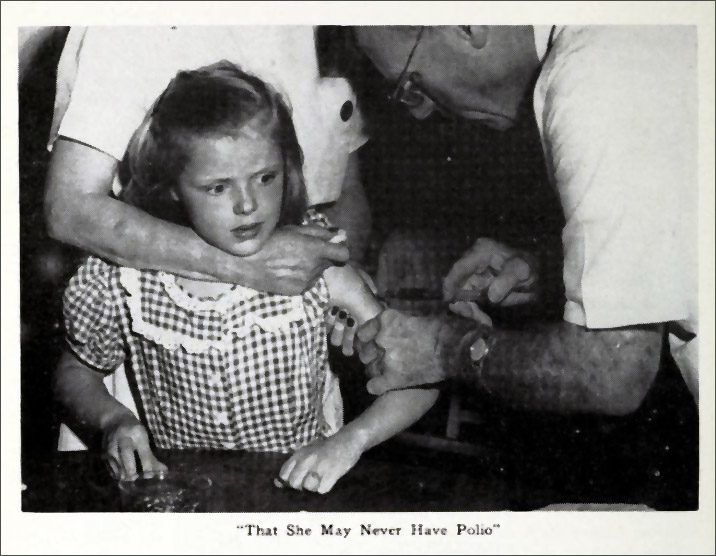 Life in the Summer of Polio